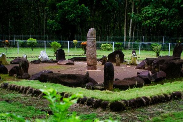 Situs Purbakala Pugung Raharjo, Lampung Timur