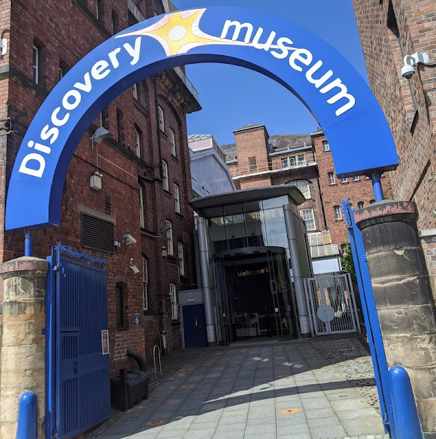 10 of the Best Days Out for Wheelchair Users (with changing places toilets) - Discovery Museum