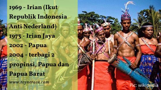 sejarah papua
