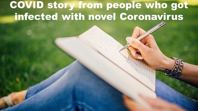 My COVID Story