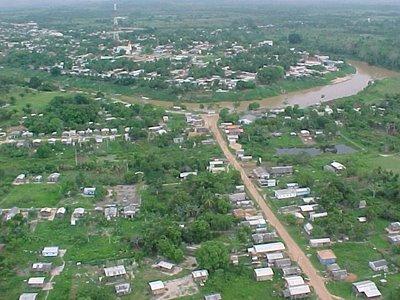 Xapuri, Cidade do Acre