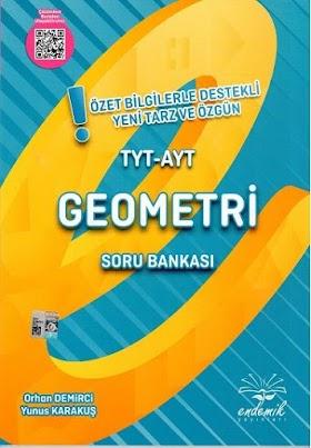 Endemik TYT-AYT Yeni Tarz ve Özgün Geometri Soru Bankası