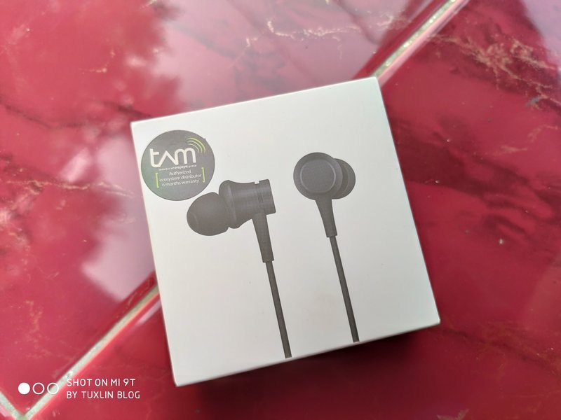 Review Xiaomi Mi In-Ear Headphones Basic