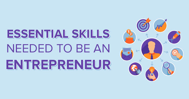 8 Practical Entrepreneur Skills that Help Build Profitable Companies