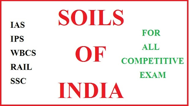 Soils of India - Indian Geography