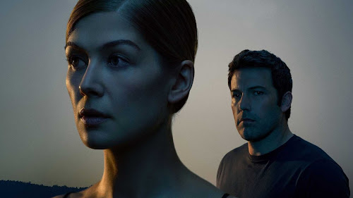 Gone Girl - 20 Clever Movies that'll keep your mind running for Days