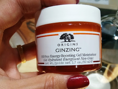 Origins Ginzing Oil-Free Energy Boosting Gel Moisturizer
