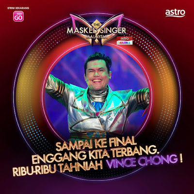 vince the masked singer malaysia