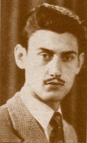 El ajedrecista español Román Torán Albero