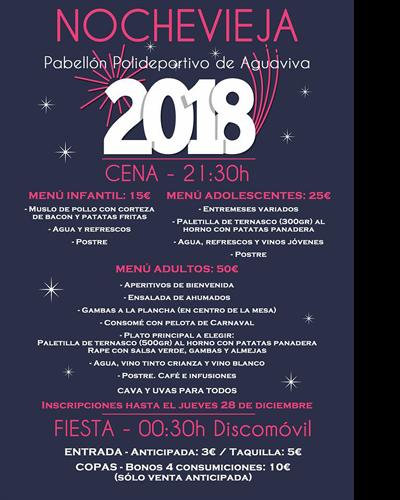 Nochevieja 2018