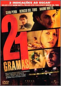 Download Filme 21 Gramas DVDRip AVI Dublado