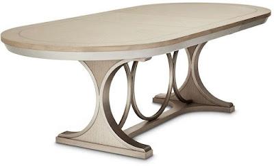 Michael Amini dining table
