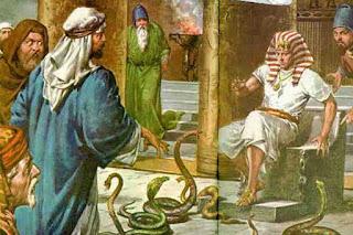 Kisah Nabi musa dan juru sihir firaun