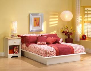 giường đôi