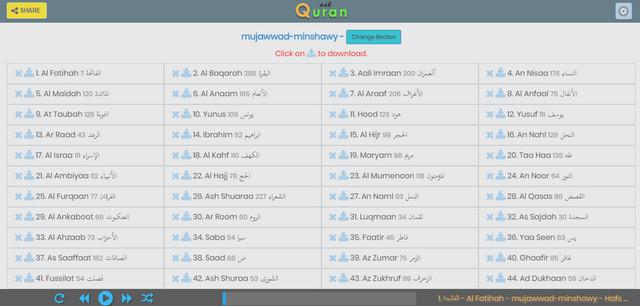 Website AskQuran