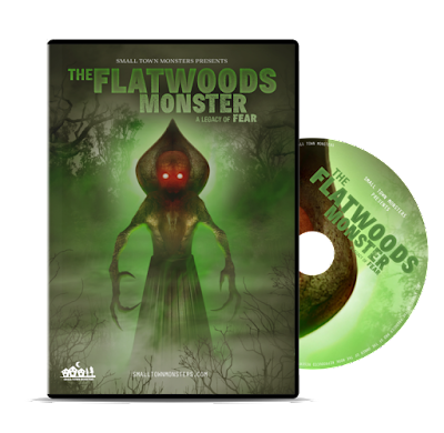 The Flatwoods Monster DVD Small Town Monsters