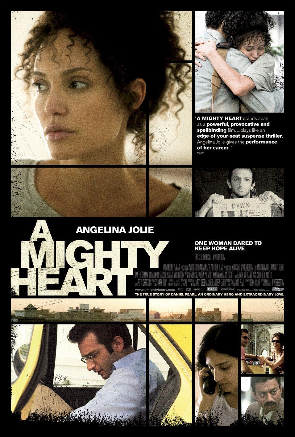Xem Phim Trái Tim Quả Cảm - A Mighty Heart