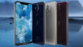 Nokia 8.2 Smartphone launch on 5 December, Know Specification and Price
