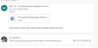 contoh guest post gratis di blog ely setiawan