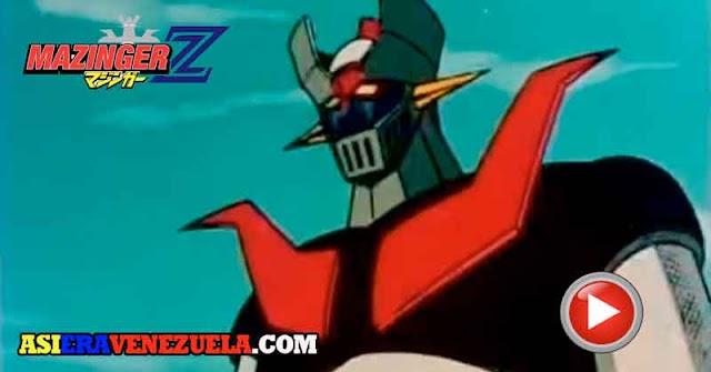 Mazinger Z | La comiquita preferida de los niños de los 80