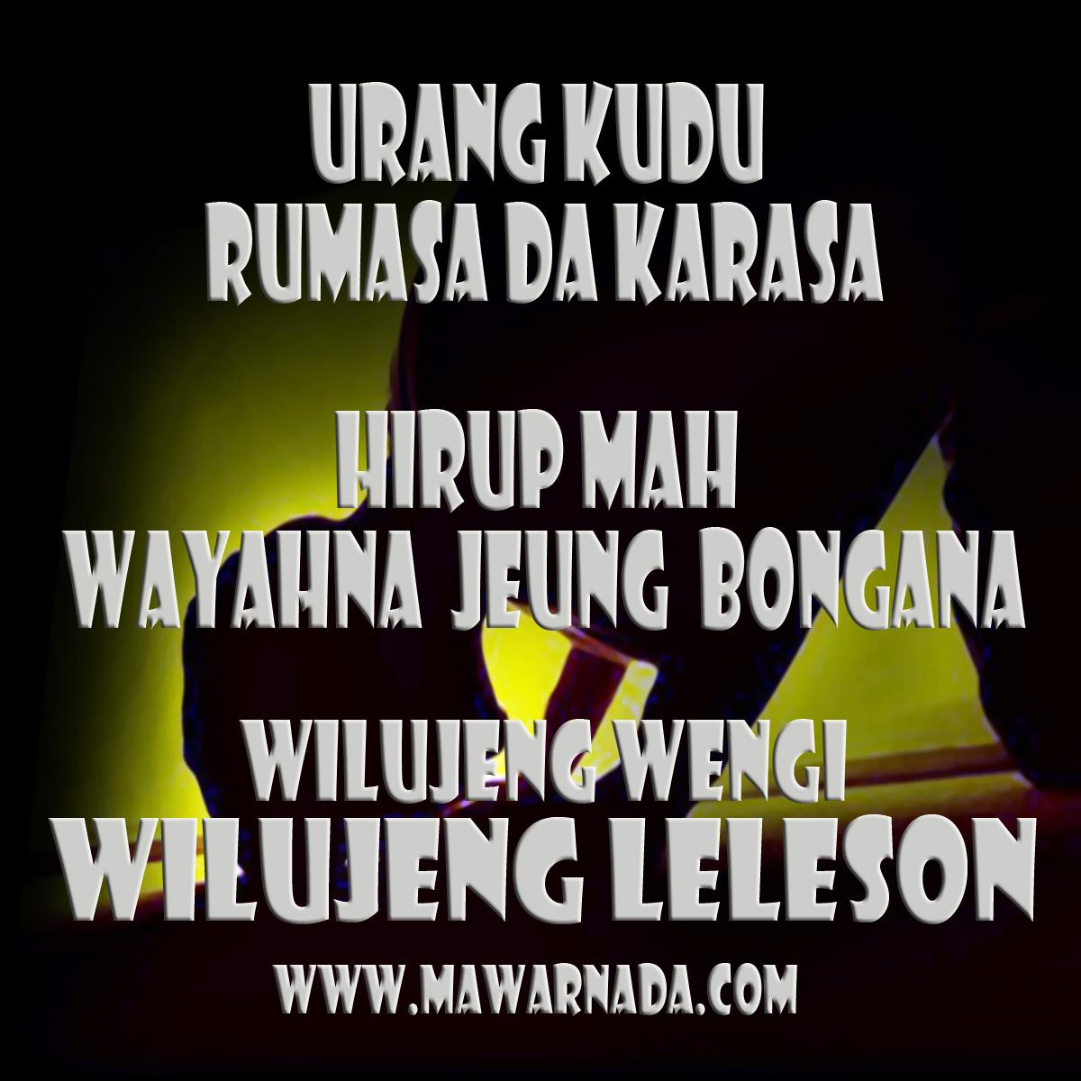 DP BBM Bahasa Sunda IslamiLucuUnikSindiranMotivasi DllBag2