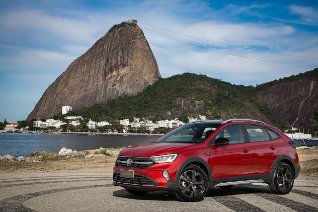 Novo VW Nivus 2021