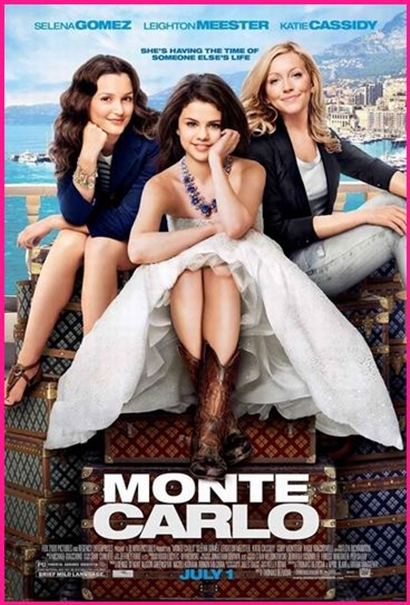 Monte Carlo DVDRip Español Latino