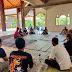Babinsa Desa Nguri Pantau Test Kenaikan Tingkat Siswa PSHT