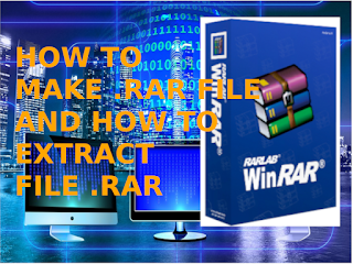 Cara Membuat Dan Membuka File RAR Di WIndows 10