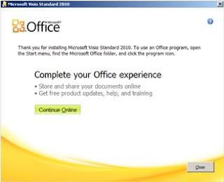 Cara Install Visio 2010 32 Bit dan 64 Bit