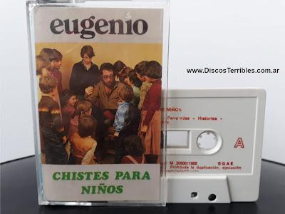 Eugenio - chistes para niños