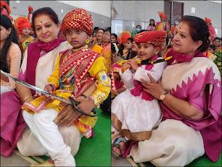 शिवाजी महाराज का सारा जीवन हर भारतवासी के लिए गौरव और प्रेरणा का स्त्रोत: श्रीमती चिटनिस