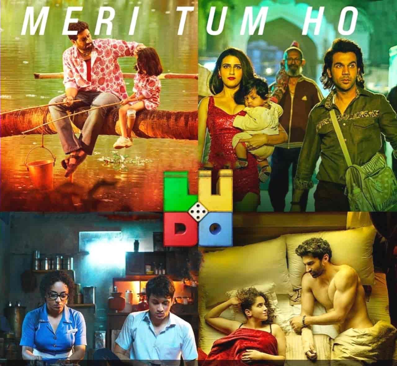 Meri Tum Ho Hindi Song Image From Movie Ludo