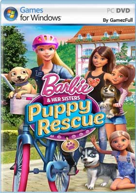 Barbie and Her Sisters Puppy Rescue [Full] Español [MEGA]