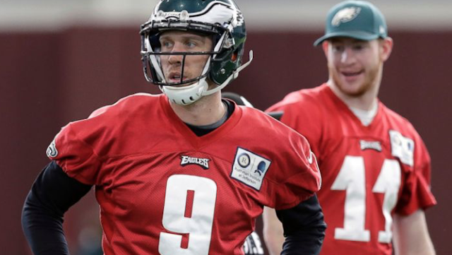Nick Foles plans to become a pastor after football career