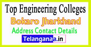Top Engineering Colleges in Bokaro Jharkhand