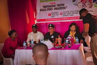 NEWS: A'IBOM MARKS 2021 WORLD YOUTH SKILLS DAY