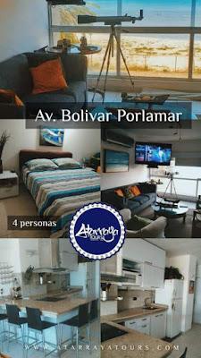 Imagen alquilo apartamento Porlamar para vacaciones