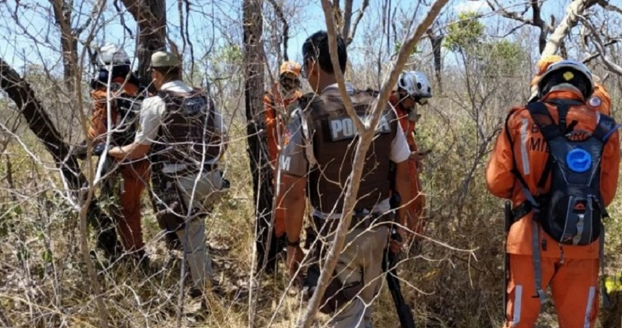Bombeiros são alvejados com tiros durante combate a incêndio na Bahia - Portal Spy
