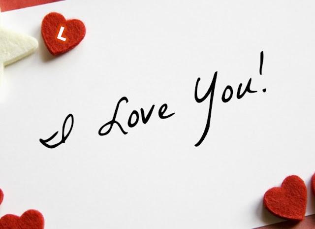 حرف l في قلب