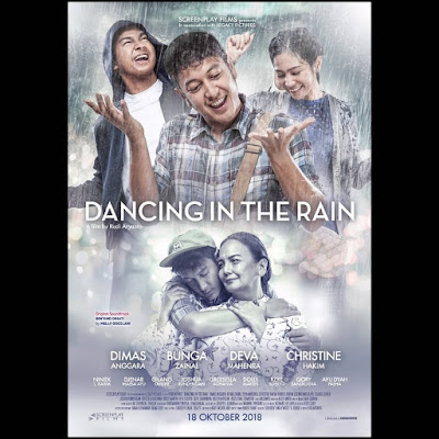 Film Dancing In The Rain (2018)