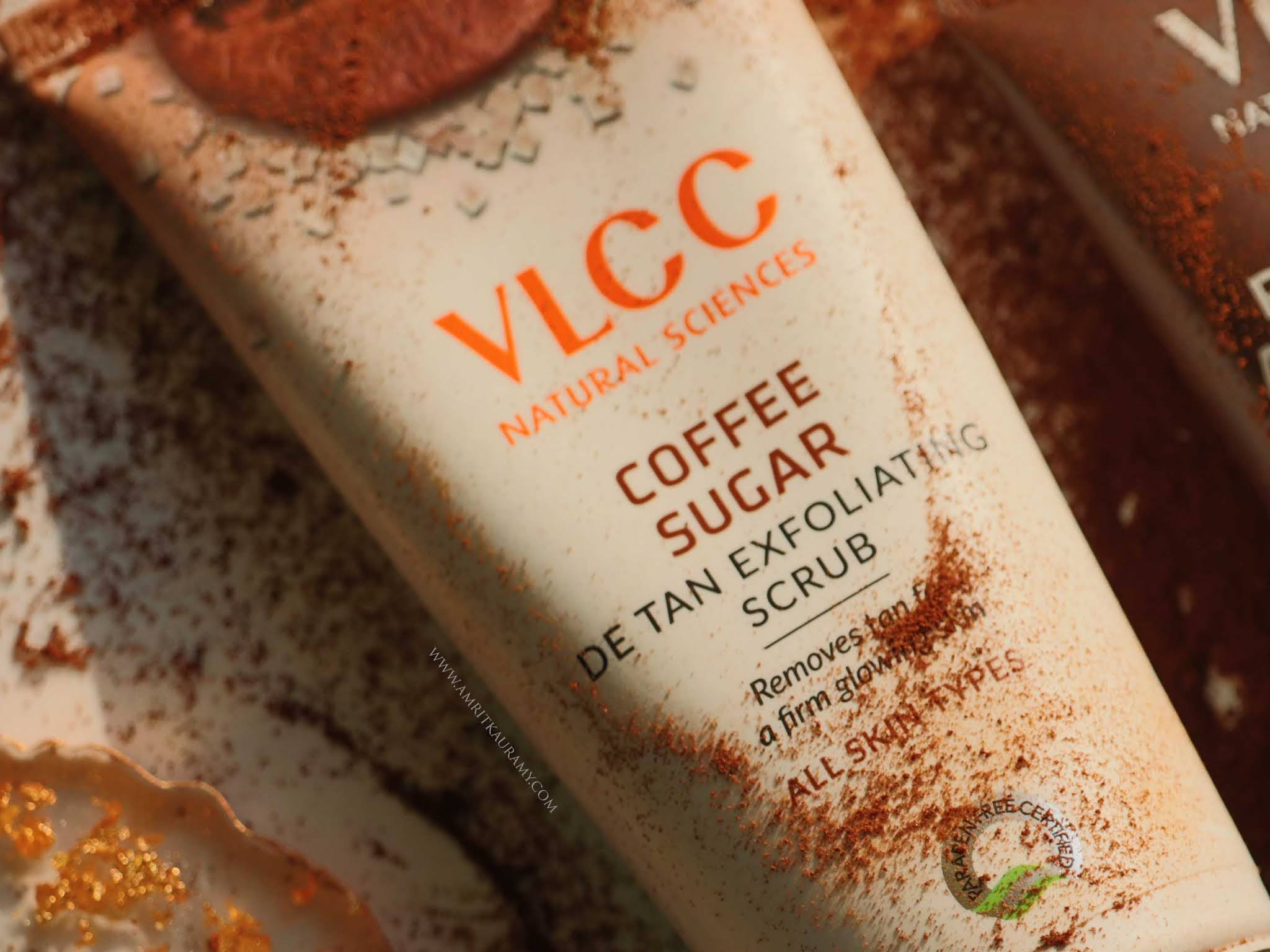VLCC Coffee Sugar Scrub