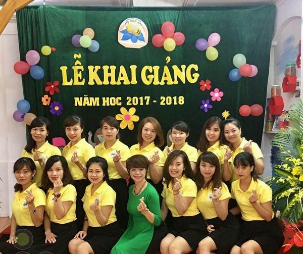 [love] Đồng phục mầm non, học sinh cấp 1,2,3 Cô giáo Cho Bé