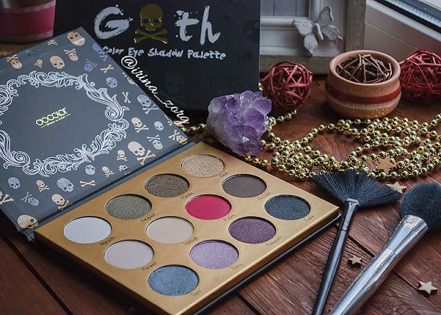 Docolor Goth palette