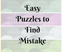 Easy Puzzles for Kids and Teens to Find Mistake in Pictures