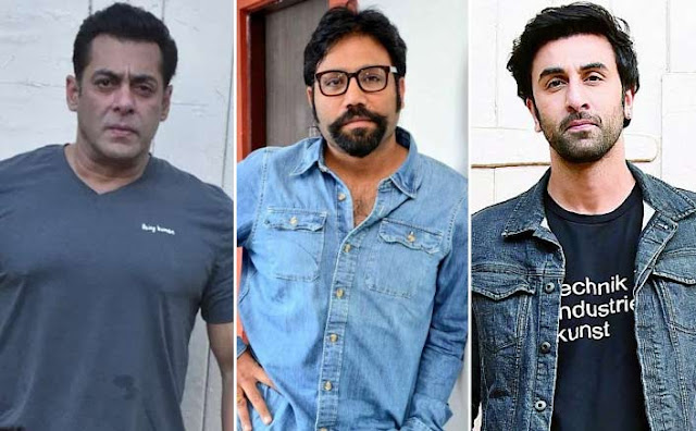 Ranbir Kapoor to star in Sandeep Reddy Vanga's Devil?