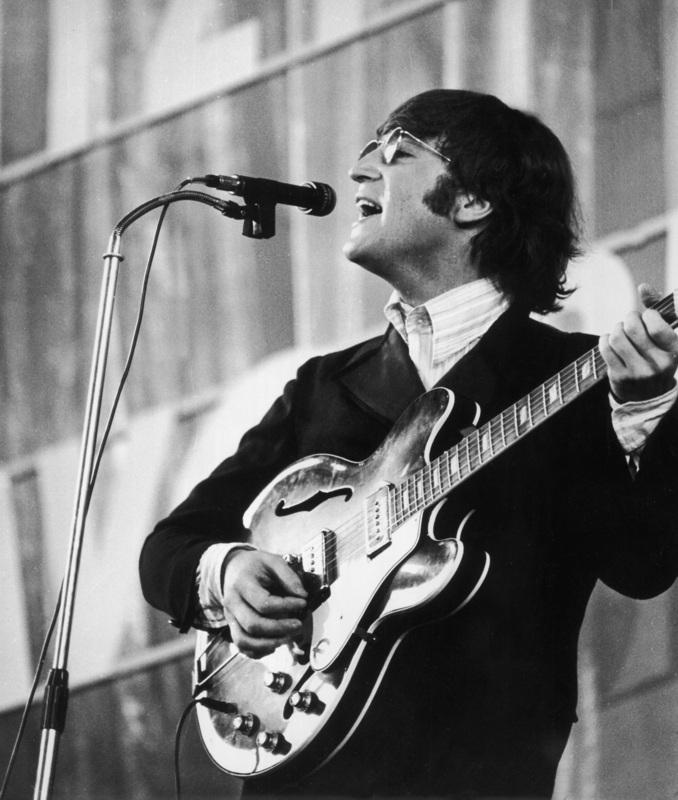 Singing His Heart Out Hamburg 1966