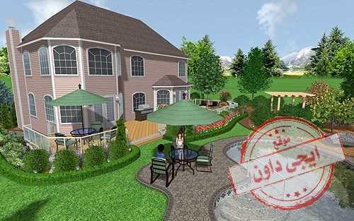 تحميل برنامج تصميم الحدائق ثلاثى الابعاد ريال تايم لاند سكيب 2020