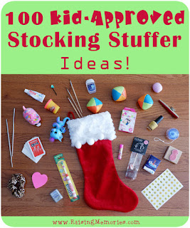 Stocking Stuffer Gift Ideas for Kids
