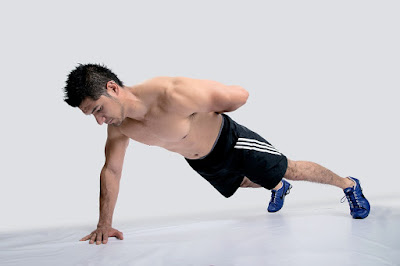 Abdominal crunches Exercise